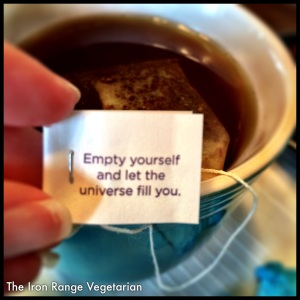 Oh, Yogi Tea - you are so wise!